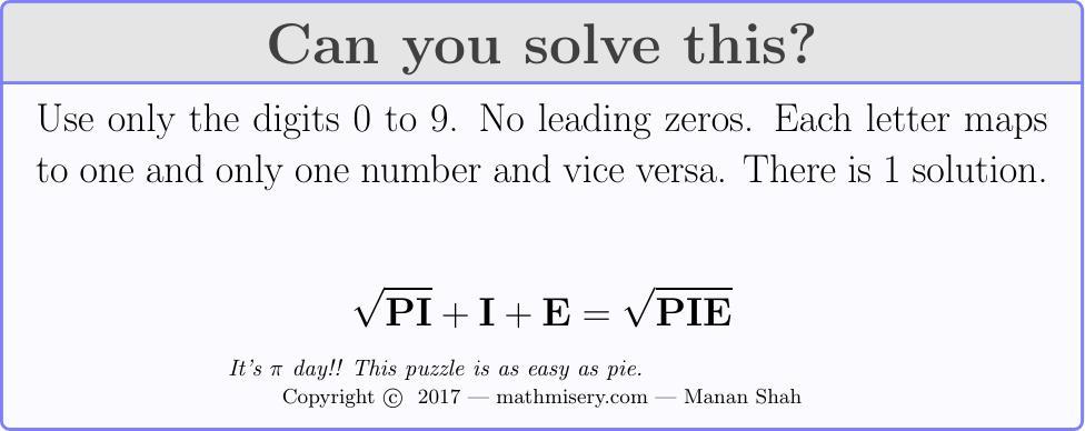 PI + I + E  =  PIE