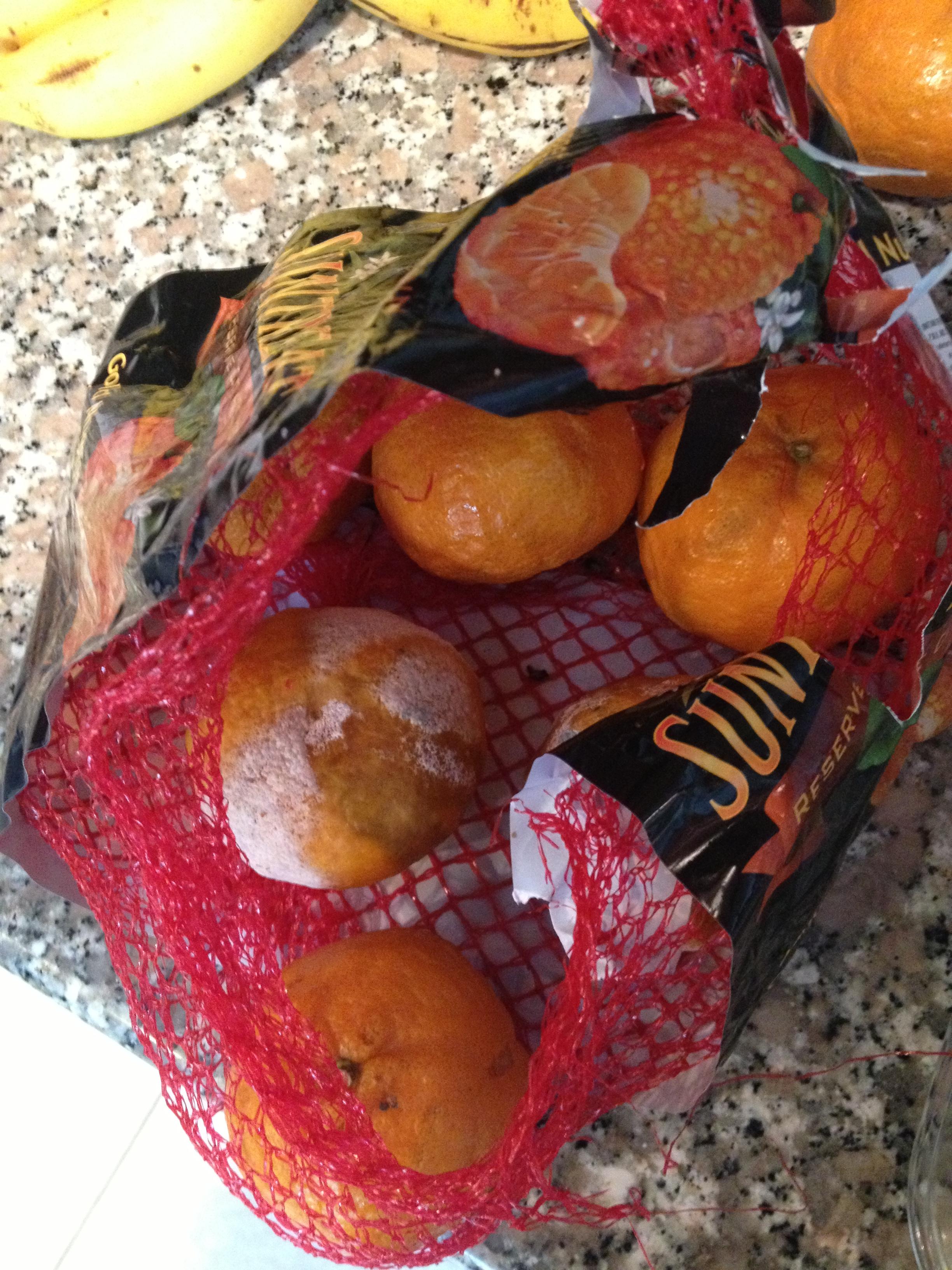 Tangerines Gone Bad